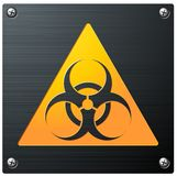 Biohazard Royalty Free Stock Image