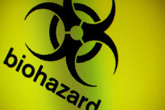 Biohazard Royalty Free Stock Images