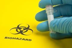 Biohazard Arkivbilder