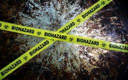 Biohazard Στοκ εικόνες με δικαίωμα ελεύθερης χρήσης