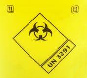 Biohazard Photographie stock