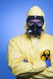 Biohazard Photographie stock libre de droits