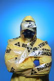 Biohazard Imagen de archivo libre de regalías