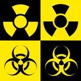 Biohazard Stock Afbeeldingen