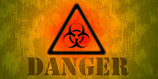 Biohazard Royalty Free Stock Photo