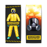 Biohazard Banners Set Royalty Free Stock Images