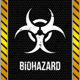 Biohazard design Stock Image