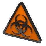 Biohazard icon Stock Images