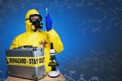 Biohazard Royalty Free Stock Images