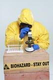 Biohazard Royalty Free Stock Photo