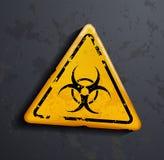 Biohazard sign Royalty Free Stock Photos