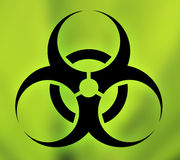 Biohazard Royalty Free Stock Photos