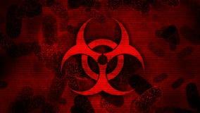 Biohazard stock video