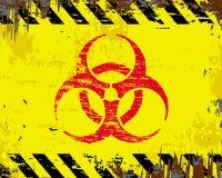 Biohazard Symbol Sign Royalty Free Stock Images