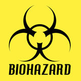 Biohazard Vector Royalty Free Stock Photo
