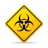 Biohazard vector sign Stock Photo