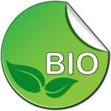 Biokarte Lizenzfreies Stockfoto