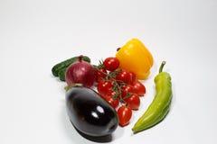 Biokostprodukte stockfotos