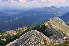 biokovo Κροατία Στοκ φωτογραφία με δικαίωμα ελεύθερης χρήσης