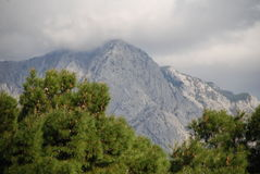 Biokovo mountains, Croatia Royalty Free Stock Images