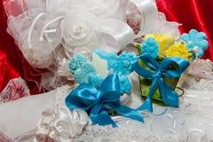 Biolagical home made  soap home parfum Stock Photo