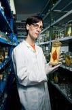 Biologe Stockbilder