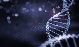 Biologi, vetenskap och läkarundersökningteknologibegrepp arkivfoto