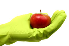 Biological Apple Stock Photography