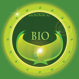 Biological background Stock Photo