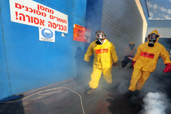 Biological and Chemical warfare Stock Photography