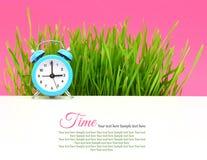 Biological clock Stock Image