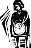 Biological Clock Stock Photography