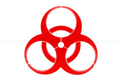Biological hazard Symbol Stock Images