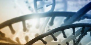 Biologie, wetenschap en medisch technologieconcept royalty-vrije stock foto's