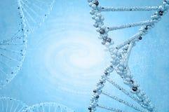 Biologie, wetenschap en medisch technologieconcept stock fotografie