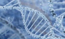 Biologie, wetenschap en medisch technologieconcept royalty-vrije stock foto