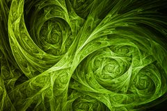biologii abstrakcjonistyczna obca technologia Obrazy Royalty Free