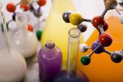 biologii chemia zdjęcia stock