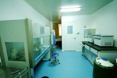 Biologii laboratorium fotografia stock