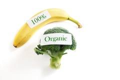 Biologisches Lebensmittel Lizenzfreies Stockfoto