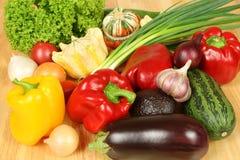 Biologisches Lebensmittel Stockbild