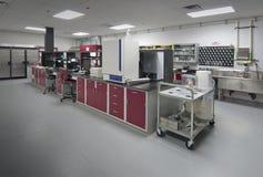 Biology laboratory Stock Photo