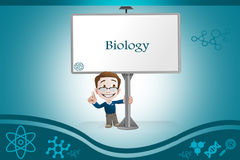 Biology Stock Photography