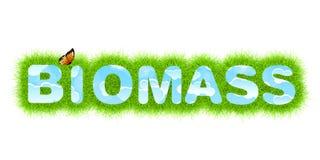 Biomass Stock Photo