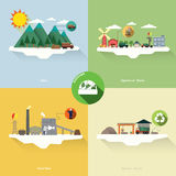 Biomass energy Stock Images