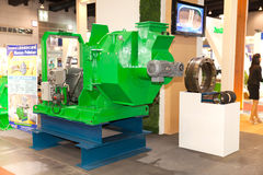 Biomass Pelletizer Royalty Free Stock Image