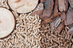 Biomass Royalty Free Stock Photography