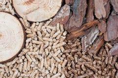 Biomassa Royaltyfri Fotografi