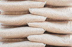 Biomassa das pelotas Foto de Stock