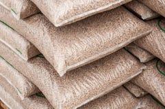 Biomassa das pelotas Imagem de Stock Royalty Free